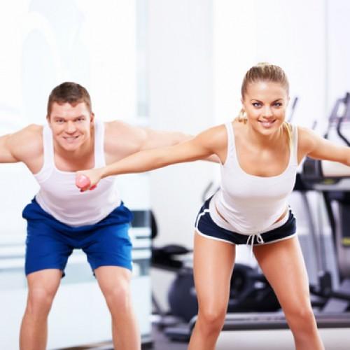 Секс или фитнес – с кое да се заемете?
