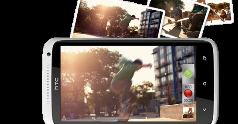 HTC One прави снимки като от Хари Потър.