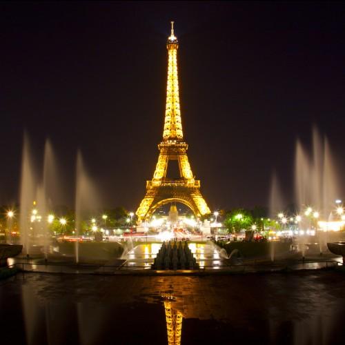 Париж – градът на романтиката