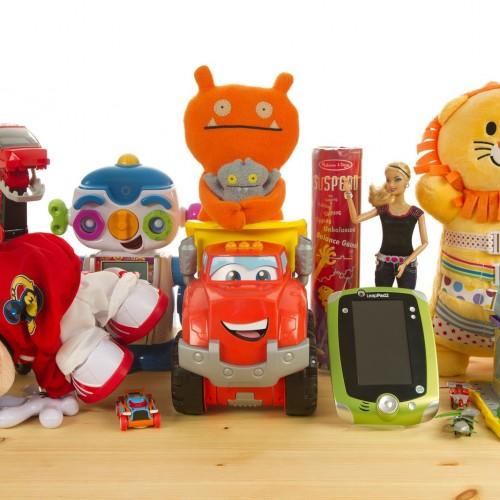 Как играчките могат да играят роля във формиране на личността?