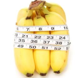 диета с банани