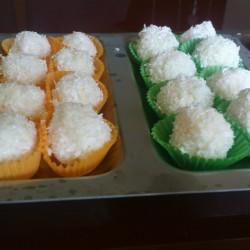 Домашни кокосови бонбони