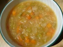 zeleva supa