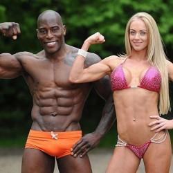 Мис и Мистър мускул фитнес