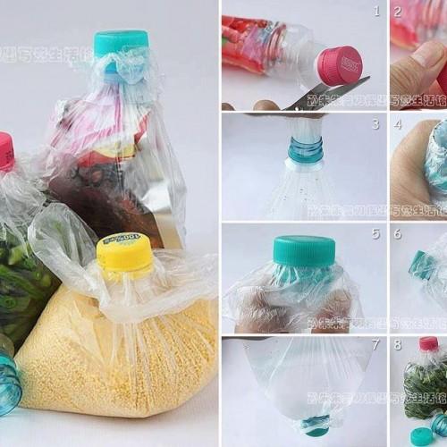 Как да си направим торбички за съхранение