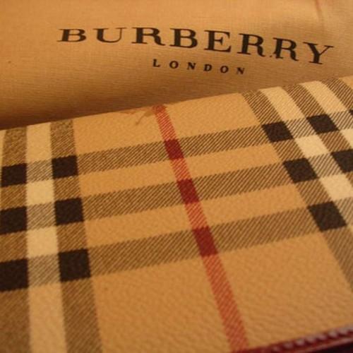 Новата колекция на Burberry