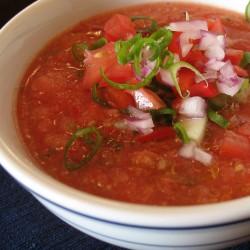 Студена супа от домати – гаспачо