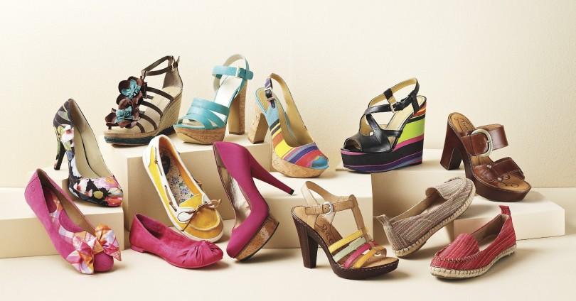 Горещи тенденции при летните обувки – 2013 г.
