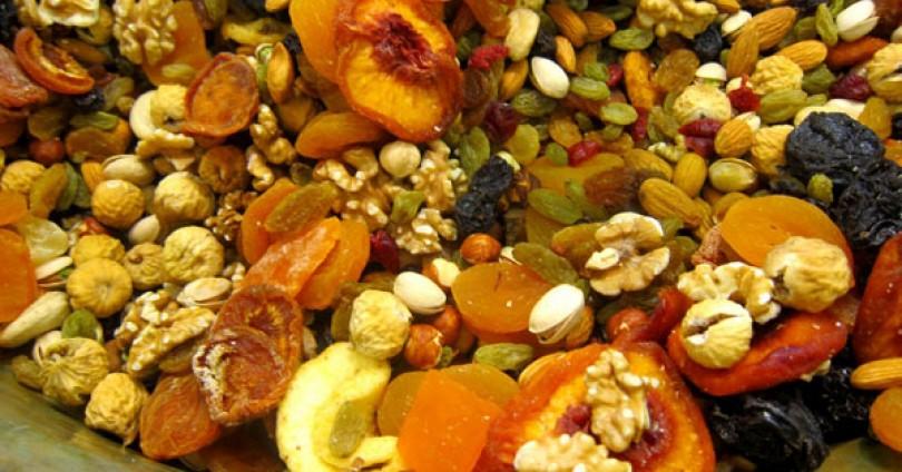 Как да съхраним плодовете