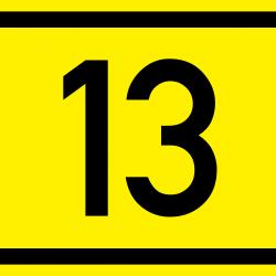 За суеверията, свързани с числото 13 и огледалата
