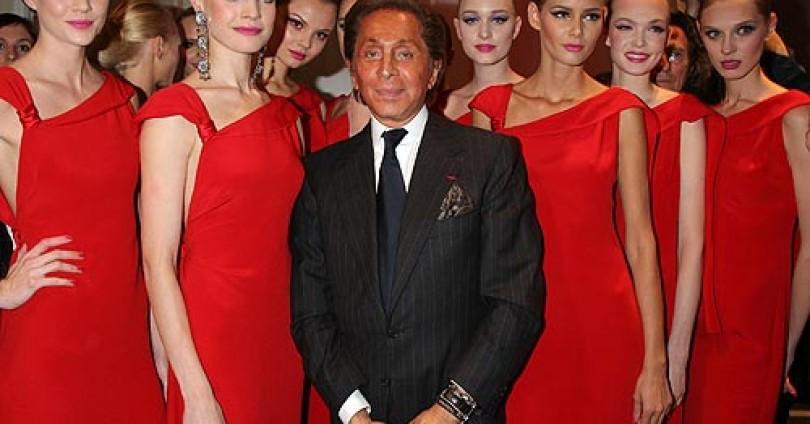 Впечатляващата колекция на Valentino есен-зима 2013