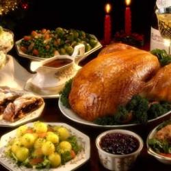 Празниците и голямото ядене!