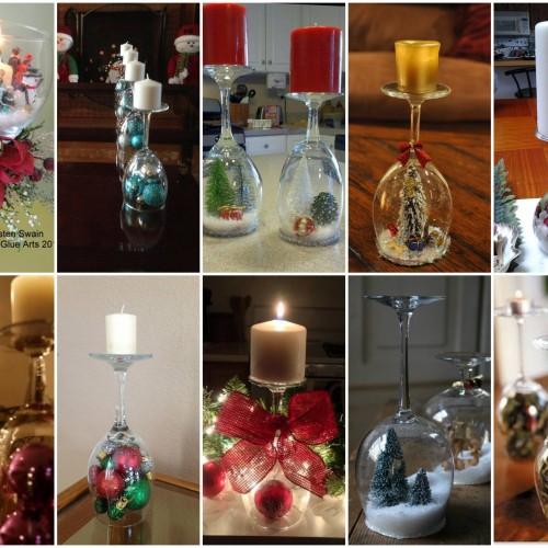 Лесни и красиви идеи за украса на коледната маса