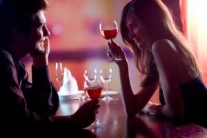 flirting-in-bar