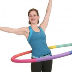 Въртене на обръч – нестандартна тренировка за дух и тяло