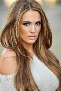 brown-hair-blonde-highlights-photos