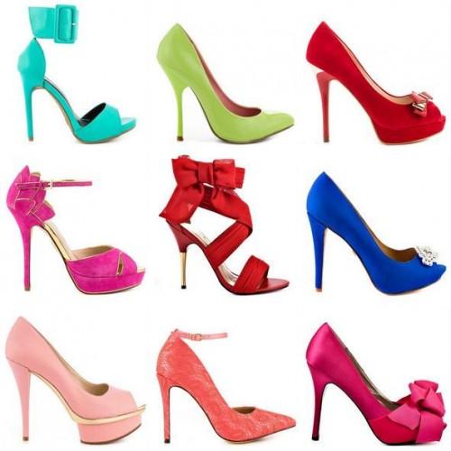 Кои са модерните тенденции при обувките 2014