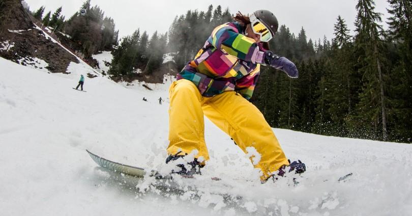 Първи стъпки за всеки начинаещ сноубордист