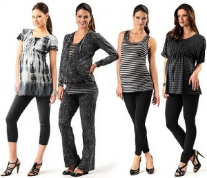 Pregnant-fashion-models-funky-300x258