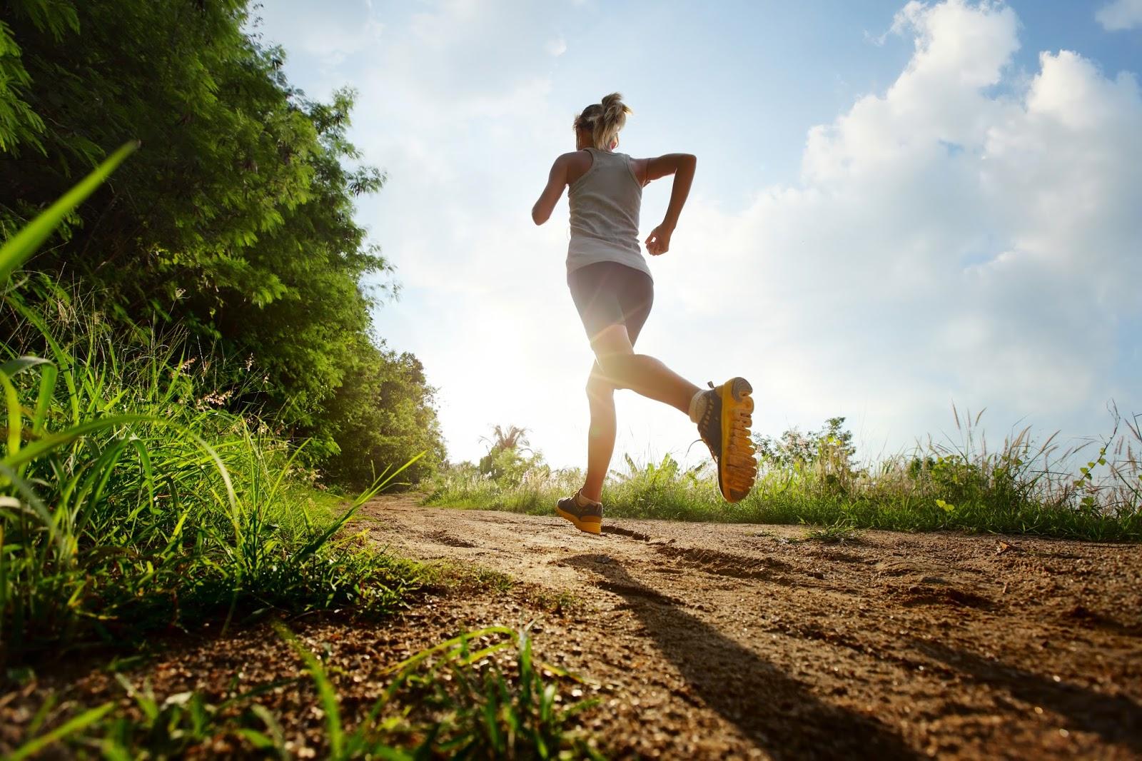 Спортно бягане