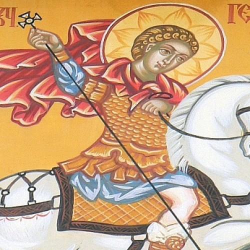 6ти май -Гергьовден. Денят на храбростта.