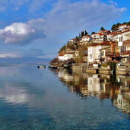 Почивка на Охридското езеро