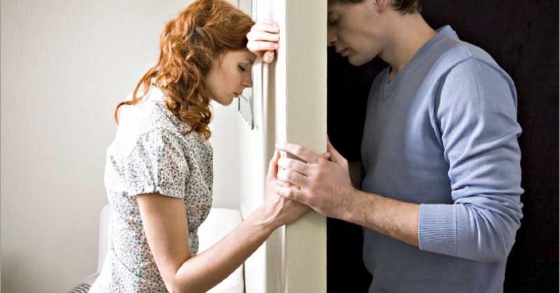 Страховете на мъжете в началото на връзката