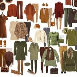 5те водещи модни тенденции в цветовете на дрехите 2014-2015