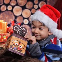Запечатайте прекрасни спомени с коледна фотосесия за деца