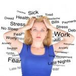 стреса на работното място