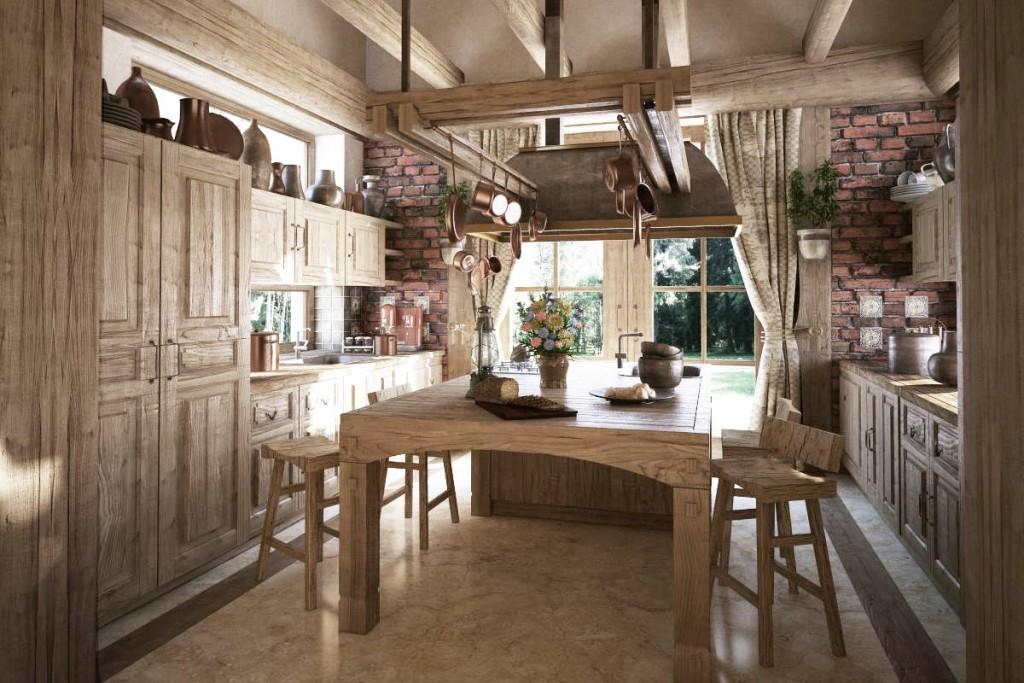 Rustic-stil-v-interiorniq-dizain