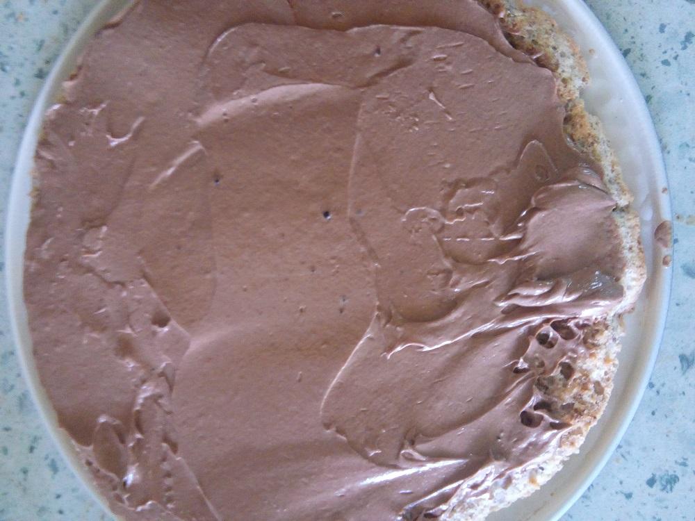сглобяване на торта