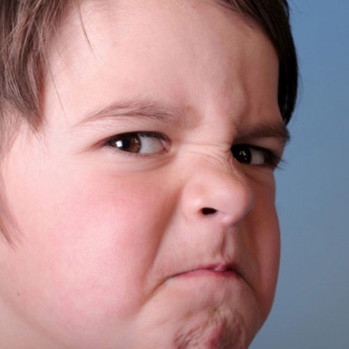 Как да се преборим с гневните изблици на децата