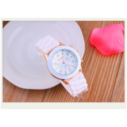 бял часовник