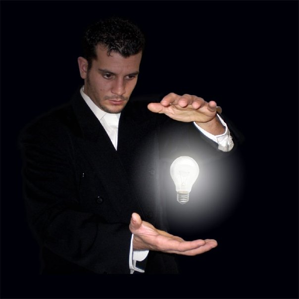 архетип магьосник