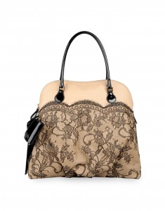Valentino-GARAVANI-lace-double-handle-bag-1