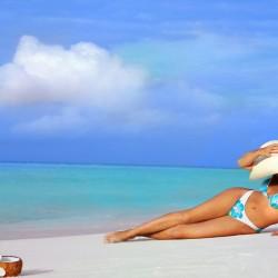 Слънцезащита за чувствителна кожа