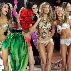 Как моделите от Victoria's Secret отслабват?