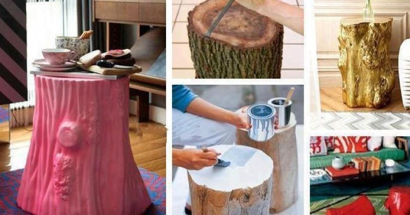 Виж как да си направиш уникална мебел