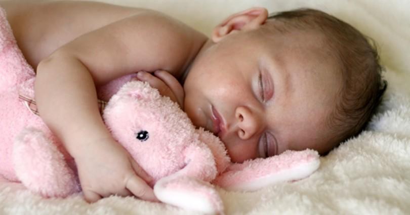 Как трябва да спи бебето?