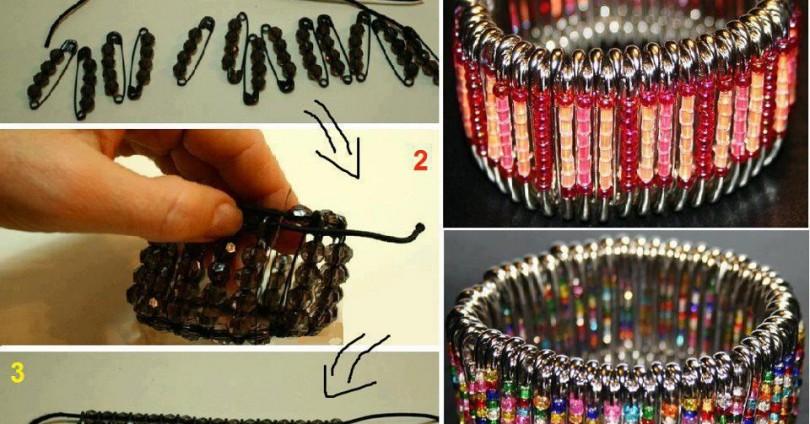 Как да си направим красива гривна в 3 стъпки