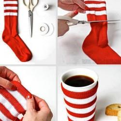 Как да запазим кафето си топло, по-веселия начин.
