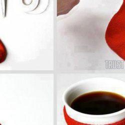 Как да запазим кафето си топло, по веселия начин.