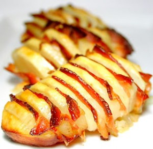 Bacon potato 2 sq