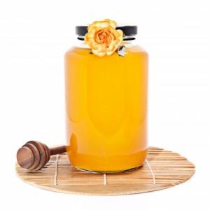 мед вместо захар