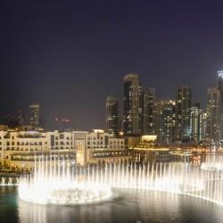 Приказно чудо – музикалният фонтан в Дубай
