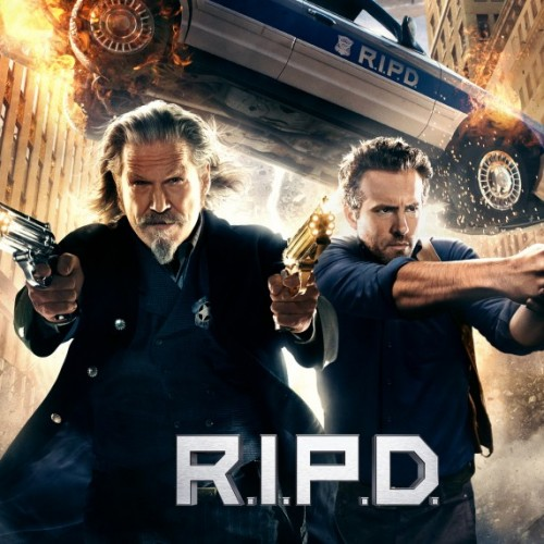 """Премиера:  """"РПУ """"Оня свят"""" –  """"R.I.P.D"""""""