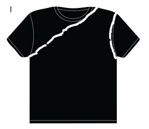 DIY-No-Sew-One-Shoulder-Shirt-1
