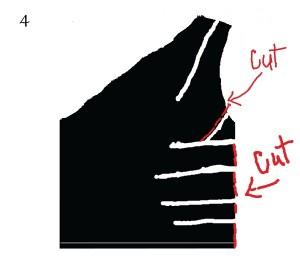 DIY-No-Sew-One-Shoulder-Shirt-4