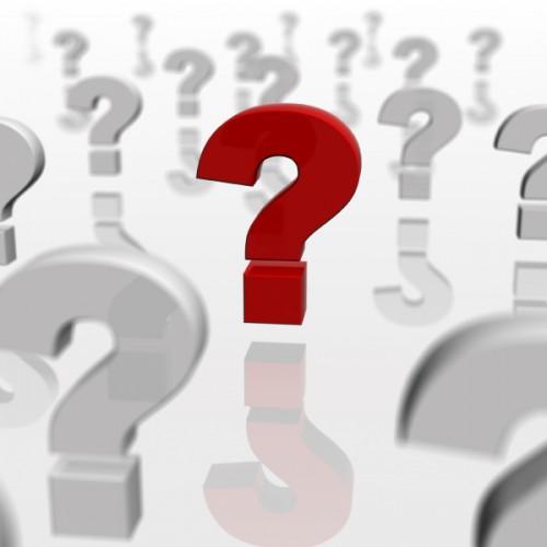 Някои въпроси, които не трябва да си задавате